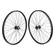 SE Racing 29 Inch Wheel Set Black