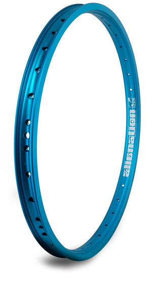 Alienation Malice BMX Rim in Blue at Albe's BMX Bike Shop Online
