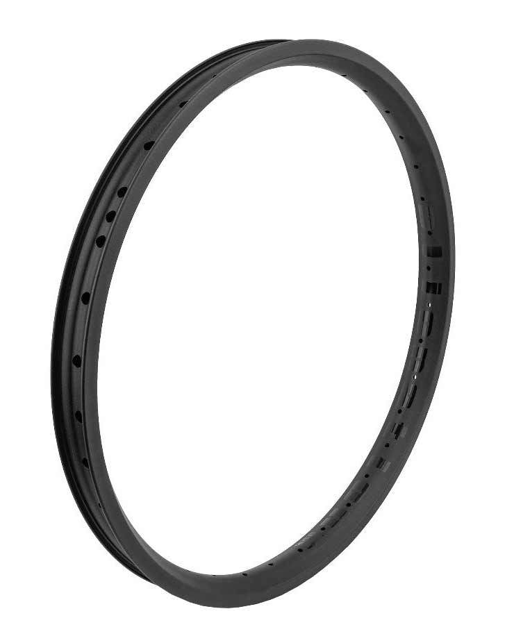 "Alienation Vandal 22"" Rim in black at Albe's BMX Online"