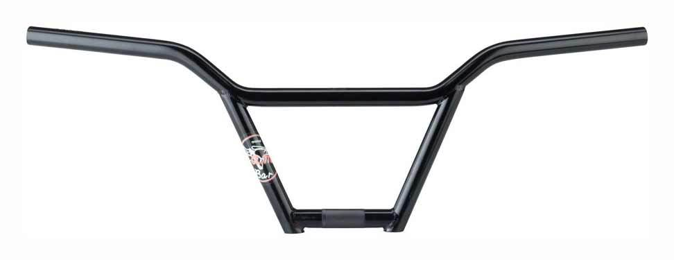 Animal 4 A.M. Bars in black at Albe's BMX online