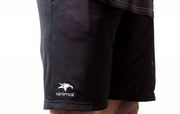 Animal Champion Basketball Shorts Black - Large