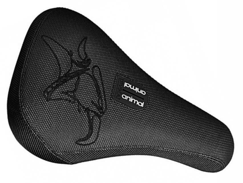 Animal Luv Seat pivotal in black at Albe's BMX