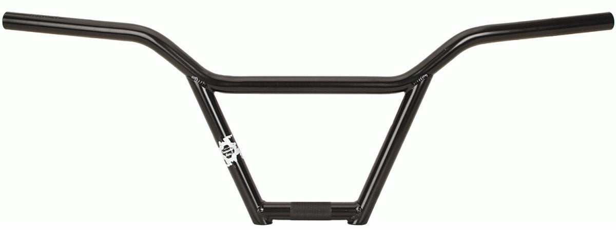 Animal Foursome BMX Bars in Black at Albe's BMX
