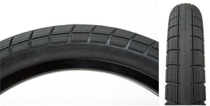 BSD Donnasqueak BMX tires in Black at Albe's BMX Shop