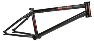 Haro SD V2 Frame in gloss black at Albe's BMX Online