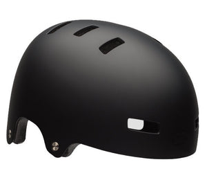 Bell Local Helmet in black at Albe's BMX Online