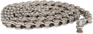 Eclat Stroke Half Link Chain Silver at Albe's BMX Online