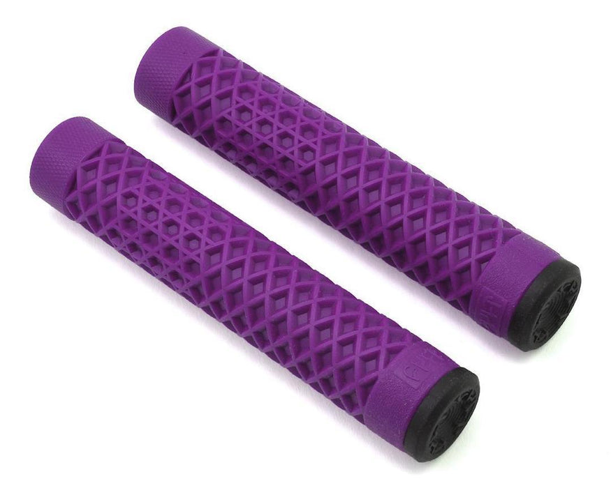Cult Vans Flangeless Grips in Purple at Albe's BMX Online