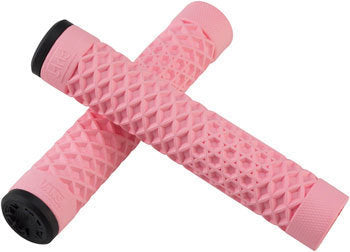 Cult Vans Flangeless Grips in rose pink at Albe's BMX Online