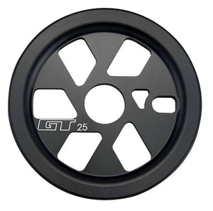GT Bikes Power Guard Sprocket in black at Albe's BMX Online