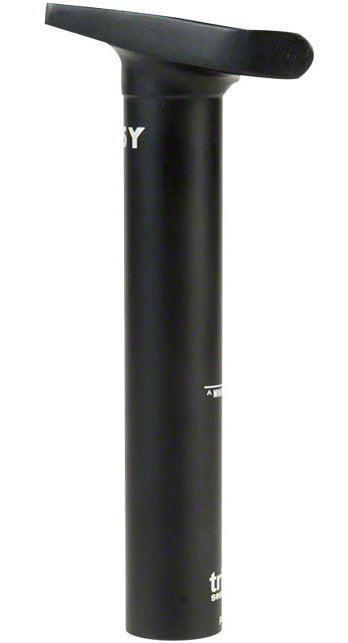 Odyssey Tripod Seatpost in black at Albe's BMX Online