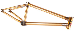 S&M BTM Frame in Trans Gold at Albe's BMX Online