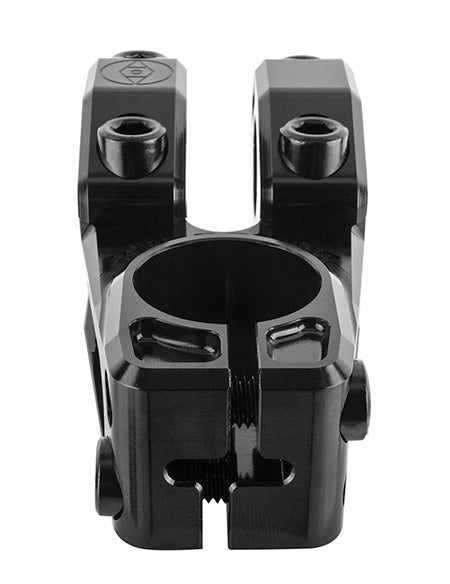 Alienation Vault Top Load Stem in black at Albe's BMX Online