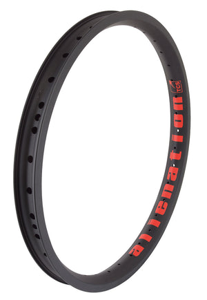 Alienation Vandal Rim in black at Albe's BMX Online