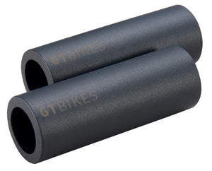 GT Bikes Safe Street PC Peg Replacement Sleeves in black at Albe's BMX Online