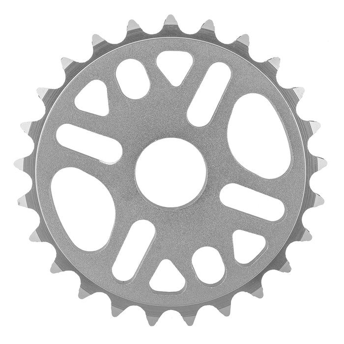 Black Ops Micro Drive II Sprocket in silver at Albe's BMX Online