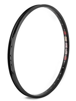 "Sun Rhyno Lite XL 24"" Rim in black at Albe's BMX Online"