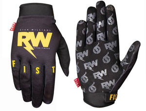 Fist Handwear Ryan Williams Nitro Circus Gloves at Albe's BMX Online