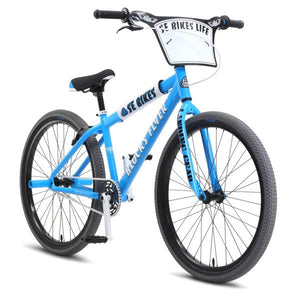 SE Bikes Blocks Flyer 2020 in blue at Albe's BMX Online