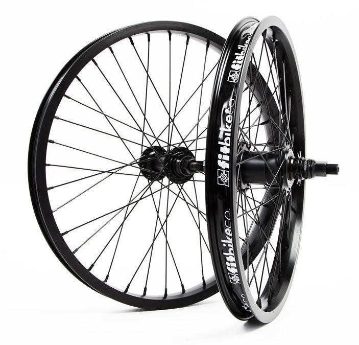 "Fit Freecoaster 18"" Wheelset"