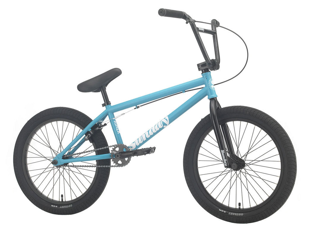 Sunday Primer Bike 2021 in Surf Blue at Albe's BMX Online