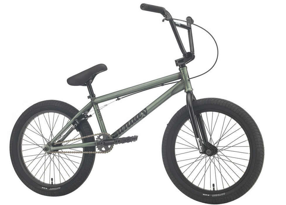 Sunday Scout Bike 2021 in Frost Green at Albe's BMX Online