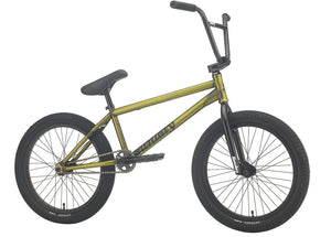 Sunday Forecaster Bike 2021 in Trans Gold at Albe's BMX Online