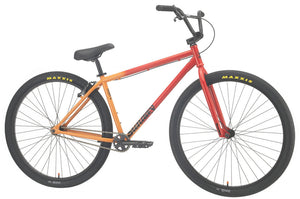 "Sunday High-C 29"" Bike 2021 in Sunrise Fade at Albe's BMX Online"
