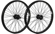 BONE DETH P48 WHEELSET Black - LHD