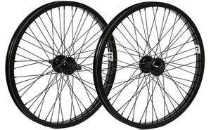 Bone Deth P48 48 spoke BMX Wheelset at Albe's BMX Bike Shop Online
