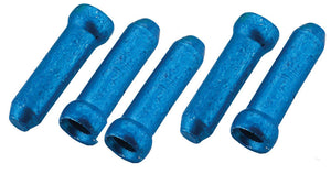Brake Cable Ends in Blue at Albe's BMX Bike Shop Online
