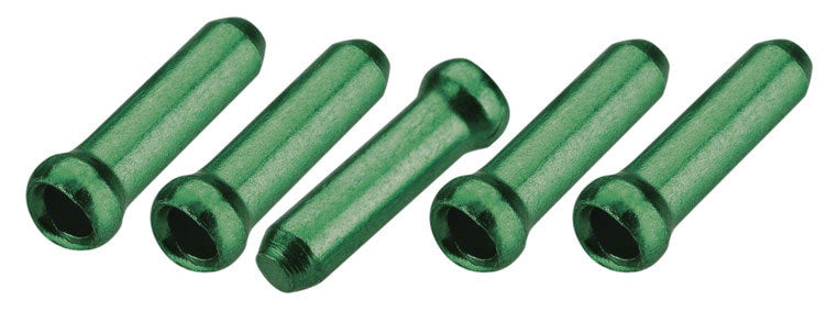 Brake Cable Ends in Green at Albe's BMX Bike Shop Online