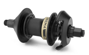 Cinema FX Freecoaster Hub in black at Albe's BMX Online