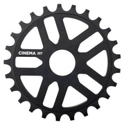 CINEMA REWIND SPROCKET 25t Black