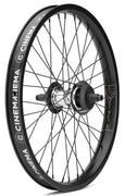 Cinema Reynolds Freecoaster Wheel Black/Polished / LHD/9T