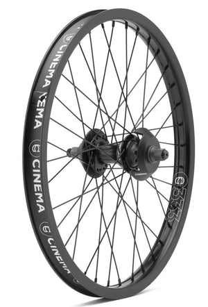 Cinema ZX V2 Rear Wheel In Black At albe's BMX Bike Shop Online