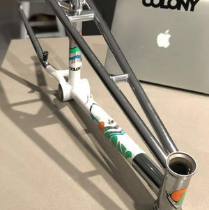 Colony Oz-One Ozone Style BMX Frame at Albe's BMX Bike Shop online