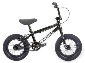 "Cult Juvenile 12"" Bike 2020 in black at Albe's BMX Online"