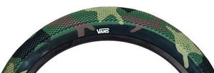 Cult Vans Tires Camo Edition in Camo at Albe's BMX Online
