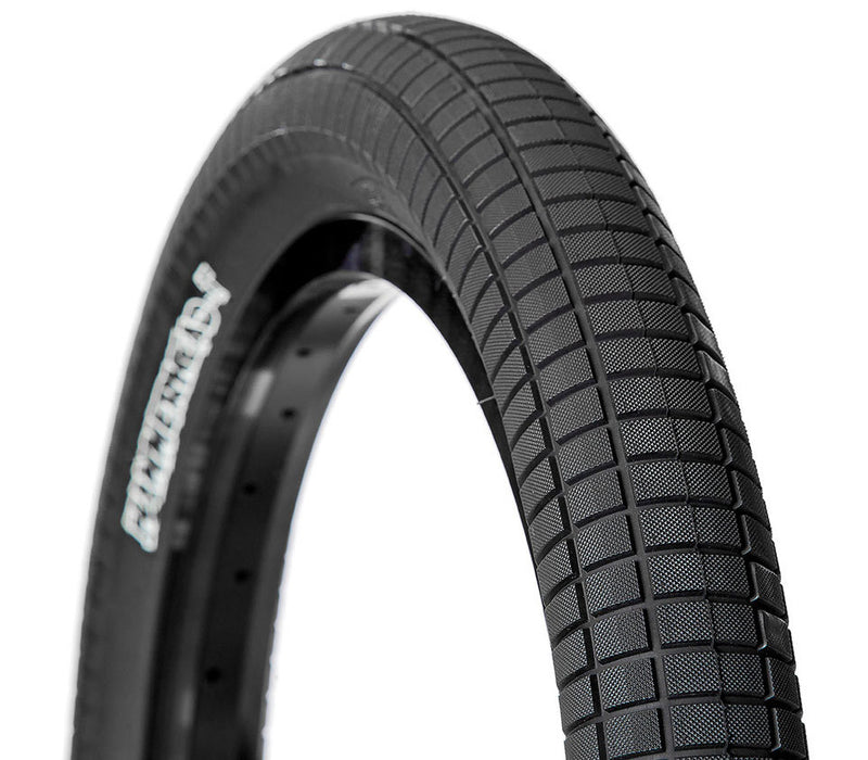 Demolition Hammerhead BMX Trail Tire in Black at Albe's BMX Bike Shop Online