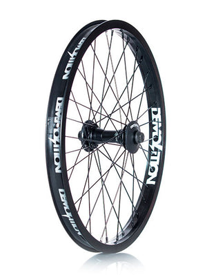 "Demolition Whistler Pro 20"" Front Wheel"
