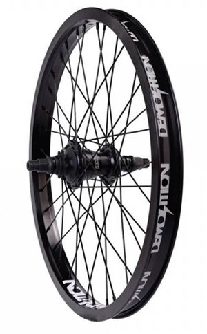 Demolition Whistler Rear Wheel Black | Albes.com