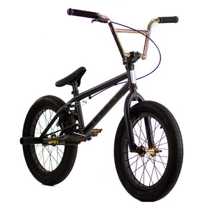 "Elite BMX Pee Wee 18"" Bike 2020 in Black at Albe's BMX Online"