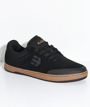 Etnies Marana Joslin Shoe (Black/Gum/Red)