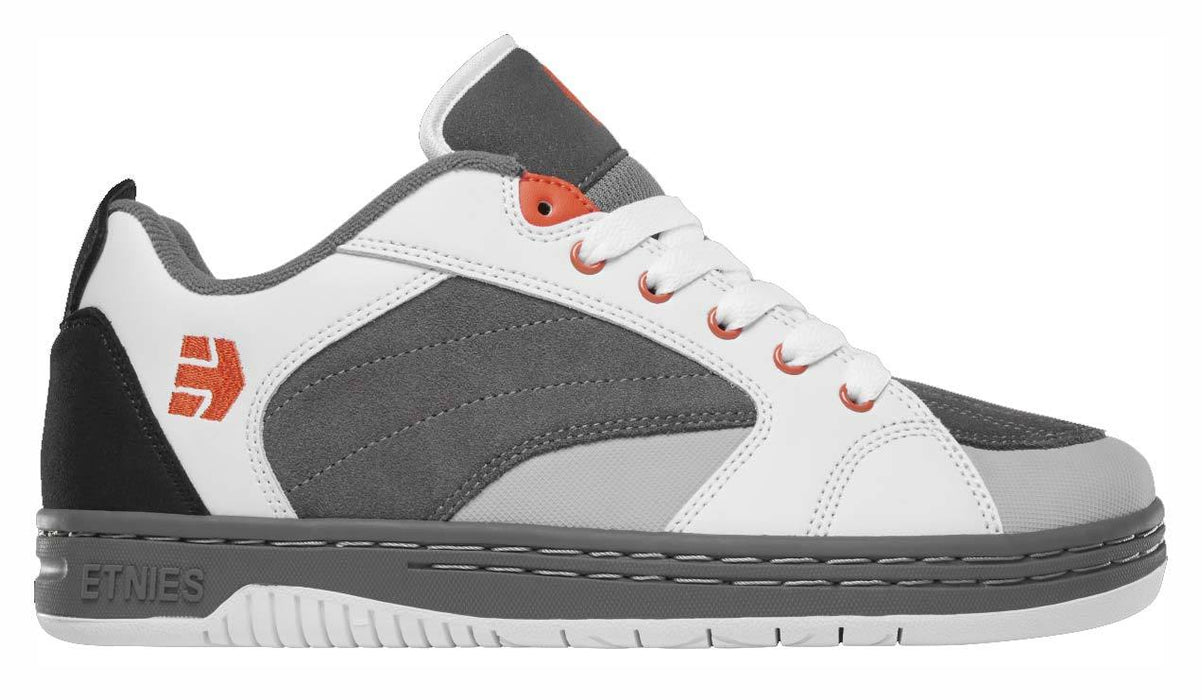 Etnies Czar Shoes in Grey at Albe's BMX