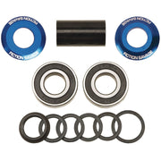 Fiction Savage Mid Bottom Bracket Blue / 19mm