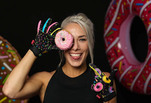 Fist Handwear Caroline Buchanan Sprinkles 2 Gloves at Albe's BMX Online