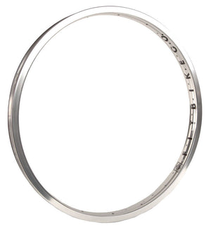 Fit ARC 22 inch Rim in polished at Albe's BMX Online