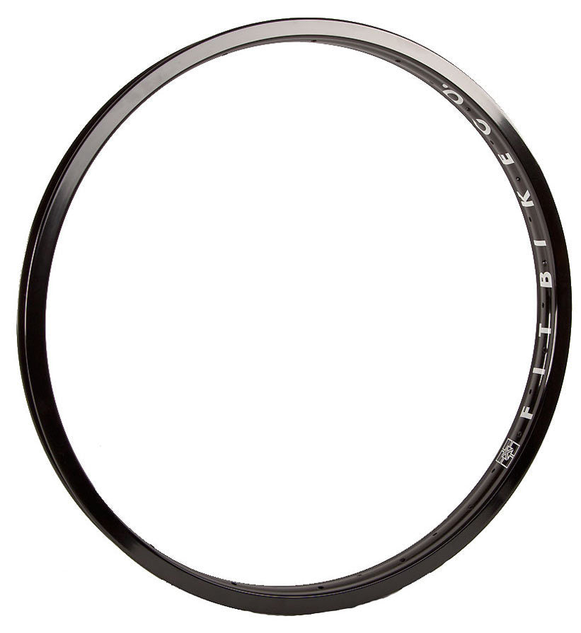 Fit ARC 20 inch Rim in black at Albe's BMX Online