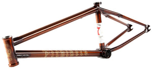 Fit Bike Co. Begin Frame in Leroy Brown at Albe's BMX Bike Shop Online